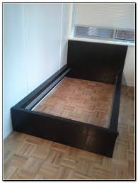 Malm Low Bed by Ikea Twin Beds Interior Design