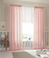 vorhang esra rosa material stoff unifarben