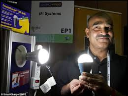 smartbulb switches to rechargeable battery in a power cut daily