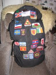 Backpack Travel Pack Travelpack Backpacker Patches NorthFace Galileo