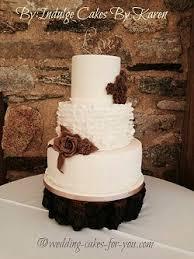 Rustic Wedding Cake By Indulge Cakes Karen