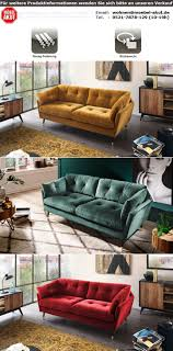 sofa japan bigsofa polstersofa polstermöbel rot 206x94