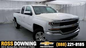 100 Chevy Used Trucks Preowned Vehicles For Sale In Hammond LA Ross Downing Chevrolet