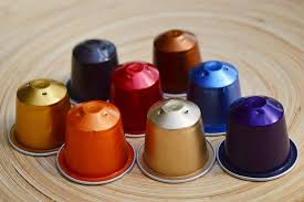 Coffee Pods Used Capsules