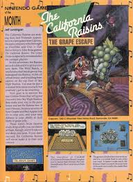 The Game Was First Teased By Nintendo Power And Would Later Appear In Some Of Capcoms Adverts It Even Got A Four Page Guide On Players Encyclopedia