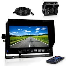 100 Rear Camera For Truck PYLE PLCMTRDVR41 Dash Cam Recorder DVR For S 7 Inch Monitor