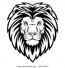 Majestic Design Ideas Lion Head Coloring Pages 10 Best Sunday School Images On Pinterest