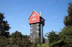 104 House Tower In The Clouds Is An Old Water Converted Into A Bed Breakfast