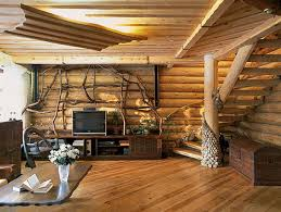 Log Home Interior Decorating Ideas Logs Furniture And Decorative Accessories 16 Diy Home