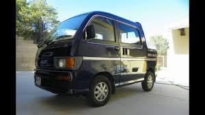 100 Hijet Truck For Sale Daihatsu Deck Van YouTube