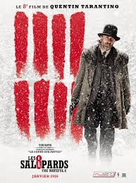 The Hateful Eight French Posters