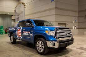 2017 Toyota Tundra Chicago Cubs World Series Trophy Truck: Photo ... Toyota Tundra Trophy Truck Anza Beadlock D116 Gallery Mht Wheels Signs Legendary Racer Bj Baldwin Hpi Desert Ivan Stewart Edition Review Rc Truck Stop Arse Freezeapalooza 24 Hours Of Lemons The Winners Race Graphics Pin By Jeremy Way On Trucks Pinterest Truck And Peter Olsen Ford History