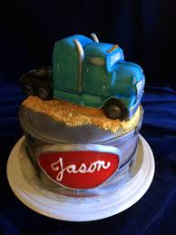 100 Semi Truck Cake Centralcom