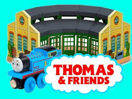 thomas friends wooden railway tidmouth sheds with thomas james