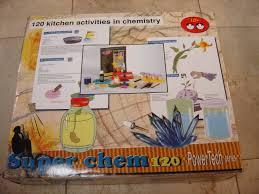 Dora The Explorer Kitchen Set Walmart by Power Tech Series Super Chem 120 Kitchen Activities In Chemistry