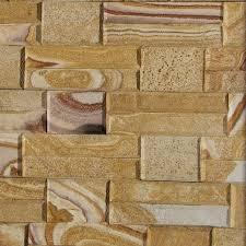 Mexican Shell Stone Tile by Ledgestone Panels Monterrey Tile Company