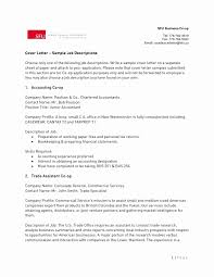 Example Resume Cover Letter Best Of Beautiful Examples Luxury And
