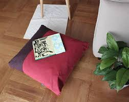 Giant Bohemian Floor Pillows by Floor Pillow Cover Etsy