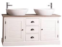 casa padrino landhausstil doppel waschtisch mit 2 türen und 3 schubladen creme naturfarben 150 x 51 x h 75 cm badezimmermöbel im landhausstil