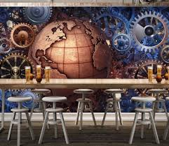 Big Ang Mural Forest Ave by Online Get Cheap Vintage Wall Paper Aliexpress Com Alibaba Group