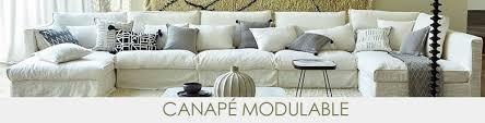 canape modulable canapé modulable ampm la redoute