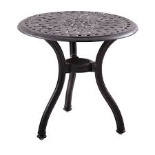 wonderful coast patio side table ideas coral coast in patio side