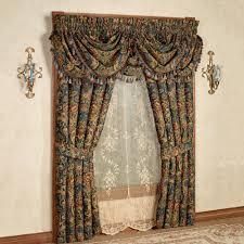 J Queen Kingsbridge Curtains by 100 J Queen Celeste Curtains J Queen New York Fabric