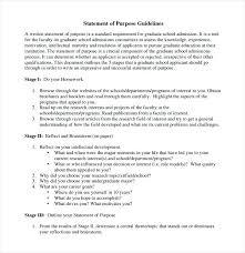 Letter Intent Graduate School Sample Letter Intent For