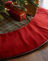 Christmas Plaid Spirit Pinterest Inspiration Of Tree Skirt