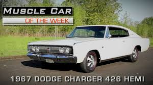 This 1967 Dodge Charger 426 Hemi Is One Of The Most Eye-Catching ...