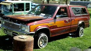 Mazda Lowrider Truck Must Watch - YouTube
