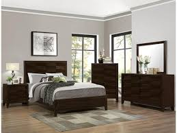 Crown Mark Collier Bedroom Group Four States Furniture