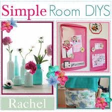 Easy Room DIYs