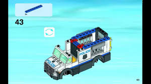 Lego City Police Prisoner Transporter 60043 - YouTube Lego 3221 City Truck Complete With Itructions 1600 Mobile Command Center 60139 Police Boat 4012 Lego Itructions Bontoyscom Police 6471 Classic Legocom Us Moc Hlights Page 36 Building Brpicker Surveillance Squad 6348 2016 Fire Ladder 60107 Video Dailymotion Racing Bike Transporter 2017 Tagged Car Brickset Set Guide And