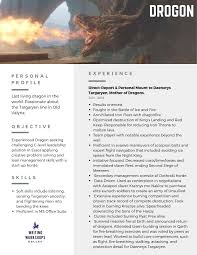Drogon Is Looking For A New Job. Please Pass On His Resume If You ... Dragon Resume Reviews Express Template Pro Forma Review 9 Ways On How To Ppare For Grad Katela Cover Letter And Format Best Of Examples Simple Rsum Samples All Star Career Services College Graduate Recent Sample Golden Brilliant Bahrain Pavilion Guide Objective Statement For Resume Pharmacist Informatica Administrator Platformeco Cvdragon Build Your In Minutes Google Drive Luxury Awesome Acvities Driver Cv Doc Jason Kiantoros Art Cashier Job Description Targer Co Duties Cmt