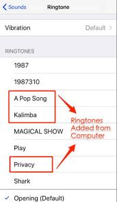 Include iTunes 12 7] Add Ringtones to iPhone 8 Plus X iMobie