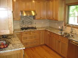 kitchen backsplash cecilia granite countertops santa cecilia