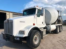 Kenworth Mixer Truck Trucks For Sale