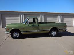 Classic 1969 GMC 2500 For Sale #3345 - Dyler