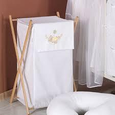 chambre bébé blanc panier à linge chambre bébé blanc ours hamac l jurassien
