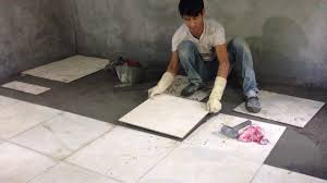 primitive construction ceramic tiles white on floor house how to