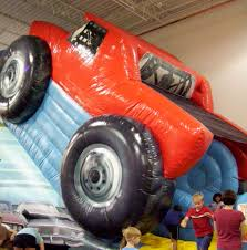 100 Monster Trucks Nashville Indoor Jump Zones Inflatable Play Centers Trampoline Parks For