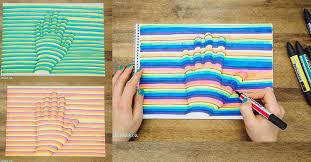 How To Make 3D Handprint