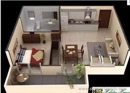 1 bedroom apartment design ideas