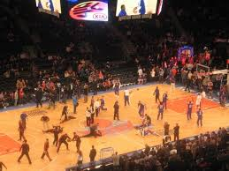 section 208 Picture of Madison Square Garden New York City