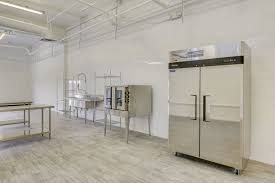 100 Food Truck Commissary 4D Shared Use Kitchens