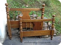 Spindle Headboard And Footboard by Sunflowerhugs Spindles Everywhere How To Buff Them Easier