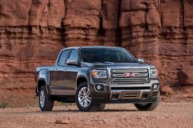 2015 GMC Canyon SLT Crew Cab Long Bed Front Three Quarter In Bro ... 2018 Chevrolet Colorado Midsize Pickup Truck Canada Ram Boss Talks About New For Usa Off Toyota Tacoma Production Is Maxed Out As The Midsize Uautoknownet Reenters The Midsize Truck Market With Dominates Medium Duty Work Of Texas 2015 Testdriventv Deep Dive 2019 Mercedesbenz Photo Gallery 2016 Fullsize Fueltank Capacities News Pickup Trucks Are New Smaller Abc7com Trucks From Around World Best 5 62017 Youtube