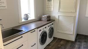 Ikea Küchenschrank Für Waschmaschine Darf Ich Vorstellen Unsere Waschküche Beachhouse Living