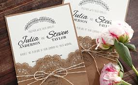 Wedding Invitations In Perth Fully Personalised From 225 Each